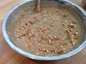 add walnuts