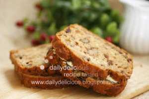 Date and walnut bread_4