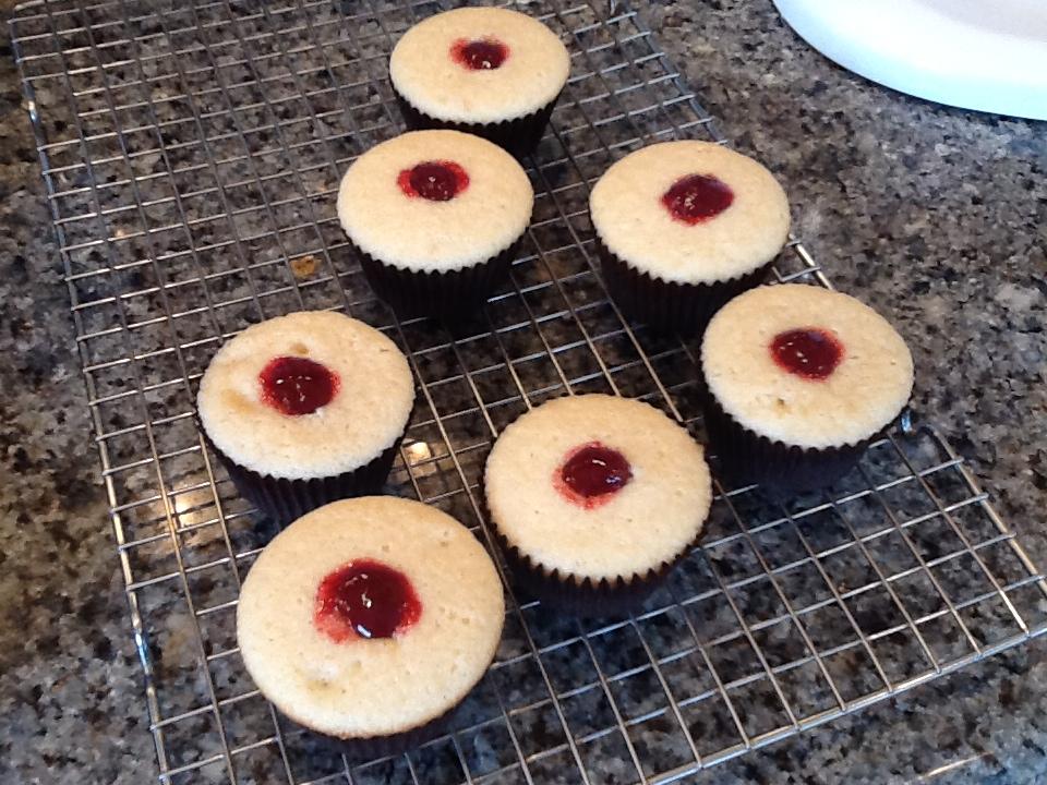 Cherry Cola Cupcakes: With Chocolate, 2 ways   Sweet Joan